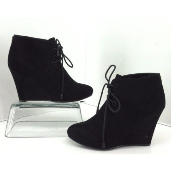 bbe616a90cf1 ... Wedge Heel Ankle Boots 6. M 5bc7399bfe51517be5426756